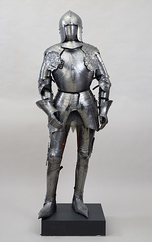 suit-of-armour - Walters Art Museum